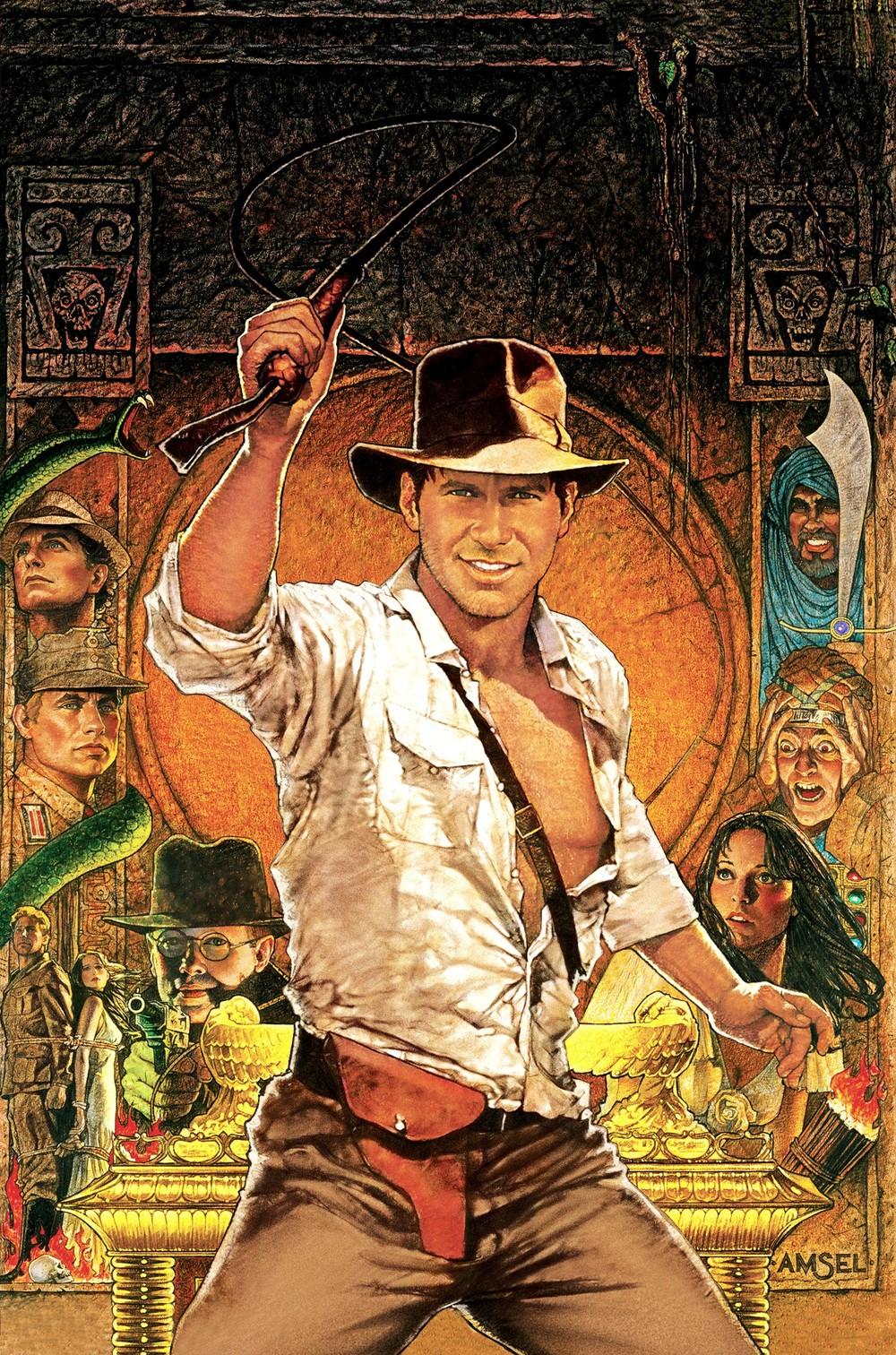 Indiana Jones: El Arca Perdida (1981) - Steven Spielberg