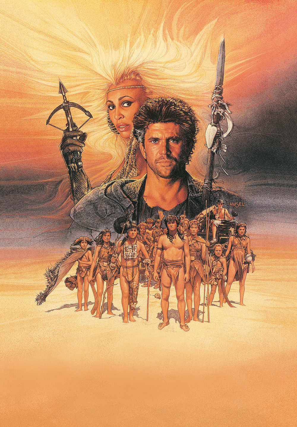 Mad Max - Beyond Thunderdome (1985) - George Miller