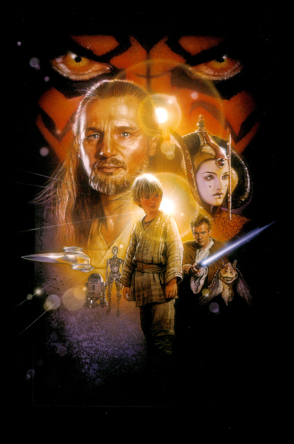 Star Wars, Ep. I La Amenaza Fantasma (1999) - George Lucas