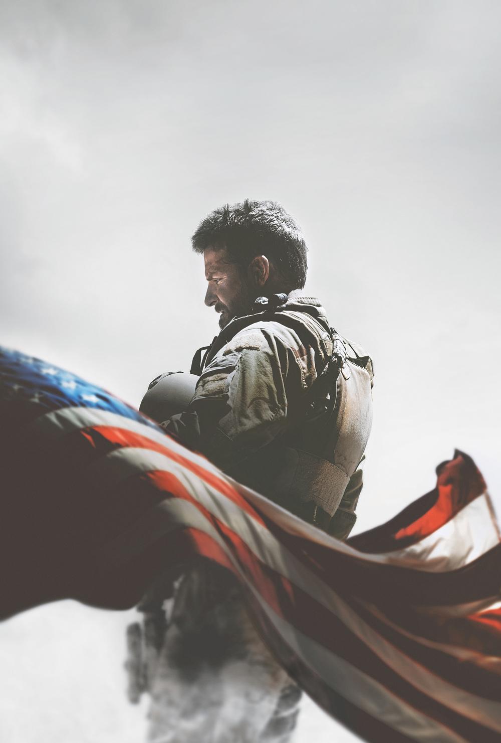 El Francotirador (2014) - Clint Eastwood