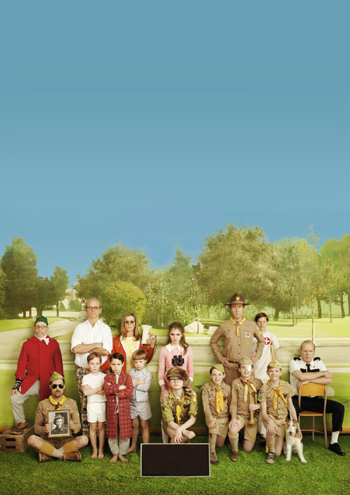 Moonrise Kingdom (2012) - Wes Anderson