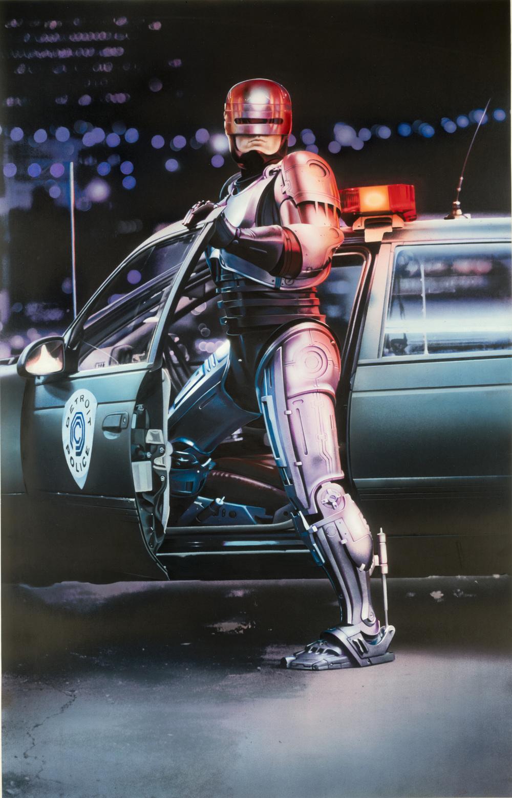 Robocop (1987) - Paul Verhoeven