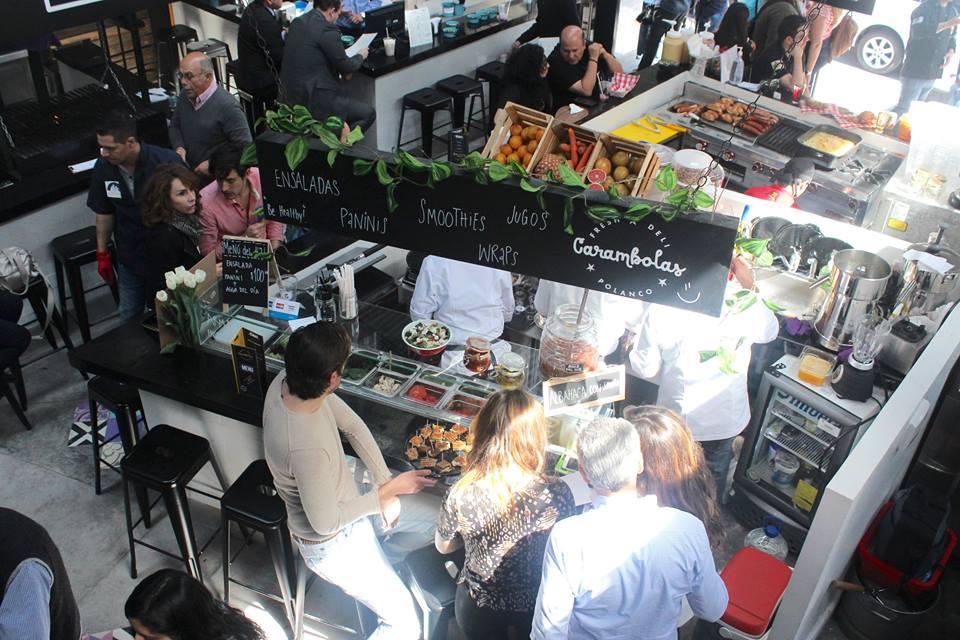¿No tienes plan para comer? Hay un nuevo mercado gourmet que no conoces: Mercado Molière — Chilango Post