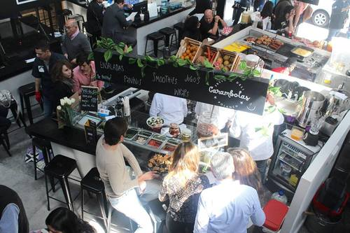 ¿No tienes plan para comer? Hay un nuevo mercado gourmet que no conoces: Mercado Molière