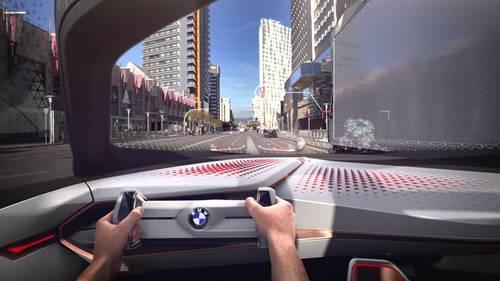 BMW nos muestra su visión de los siguientes 100 años
