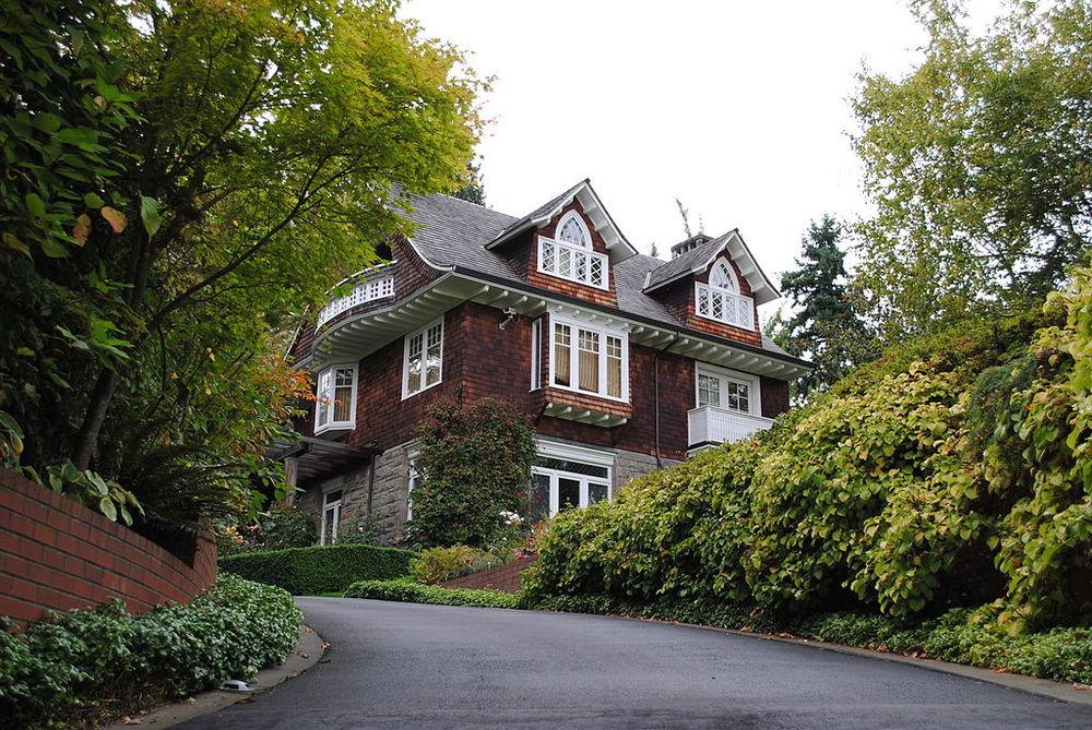 La casa de Seatlle donde falleció Kurt Cobain