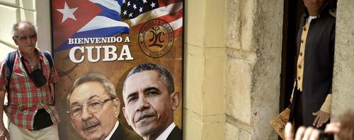 Barak Obama visitará Cuba en reunión histórica