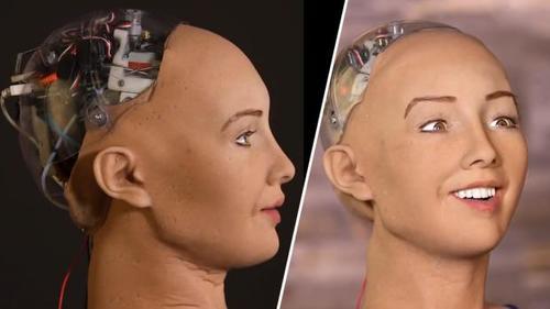 Bienvenidos a la nueva generación, conoce al robot Sophia.