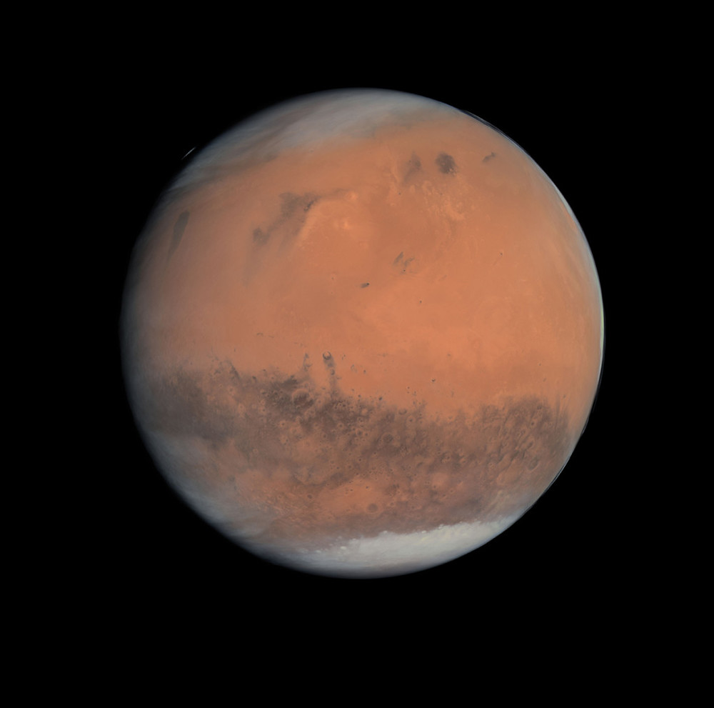 Marte. 24 de Febrero de 2007