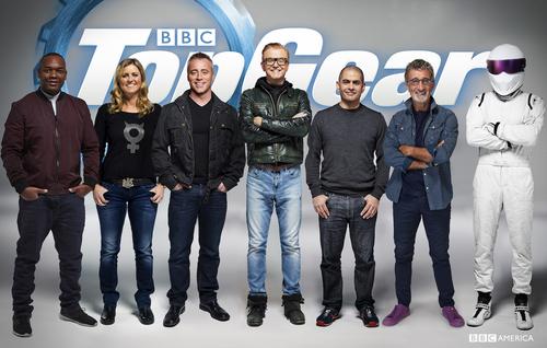 Nuevos autos. Nuevos Presentadores. Trailer del totalmente renovado Top Gear.