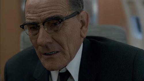 Bryan Cranston reaparece como Lyndon B. Johnson en la película de HBO