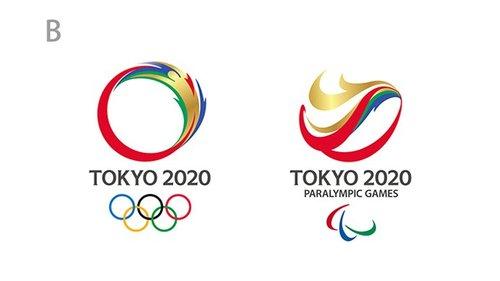 Estos son los 4 finalistas para el logo de Tokio 2020. ¿Qué opinan?