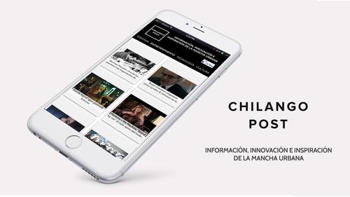 ¡Chilango Post estrena app! 😃😃 ¡Descárgala ahora!