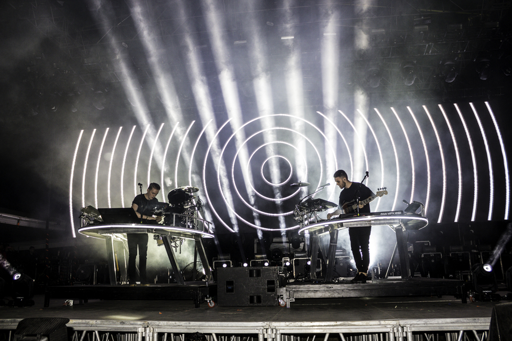 Disclosure - Cortesía de Beat Night MX