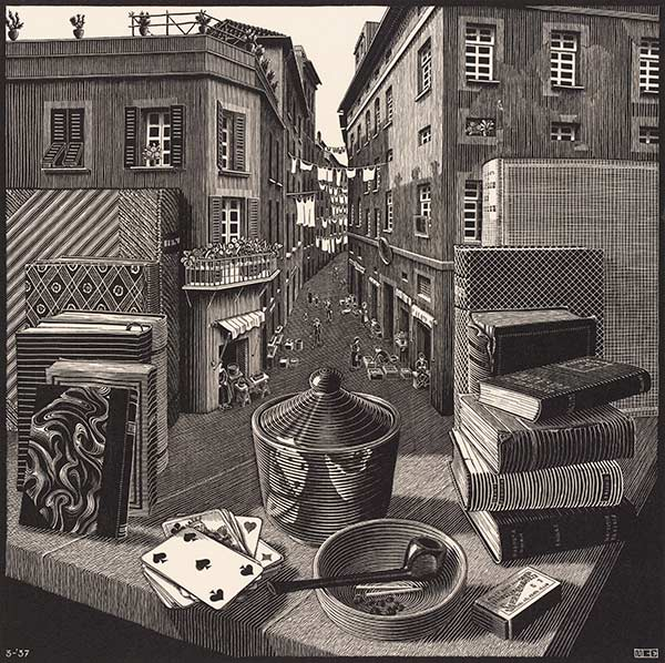 MC-Escher-Still-life-and-Street-1937.jpg