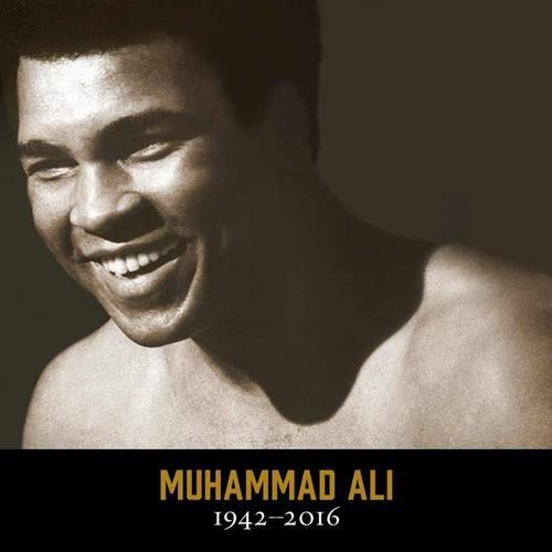 Muere una leyenda, no sólo del deporte. RIP Muhammad Ali.