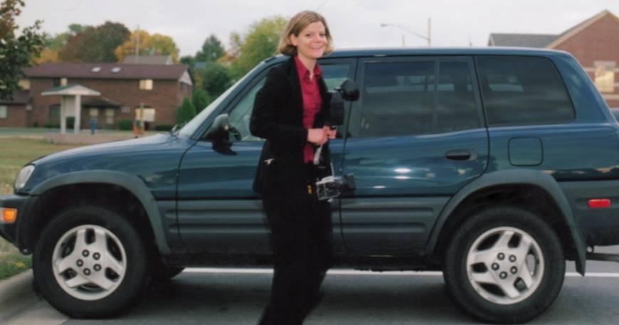 Teresa Halbach. Víctima de homicidio