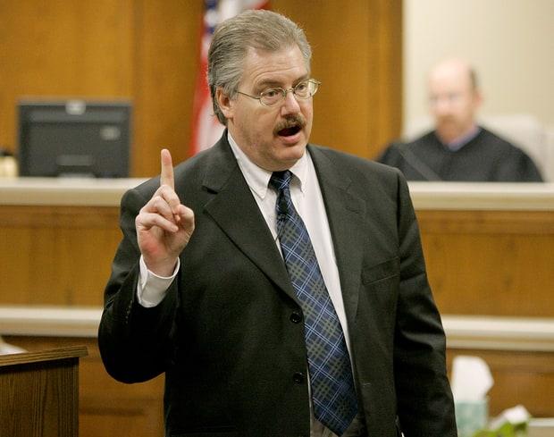 Ken Kratz, el fiscal designado