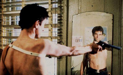 Martin Scorsese y su genialidad en el uso de espejos en sus películas