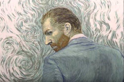 Checa el detrás de cámaras de Loving Vincent, la película con el arte de Van Gogh animado