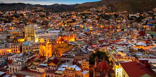 Ponte a viajar: Las ciudades más coloridas de México