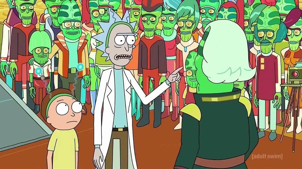 Si ya viste Rick and Morty, es momento de que descubras las ...