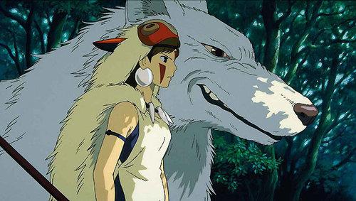 ¿La Princesa Mononoke de Hayao Miyazaki es un western?