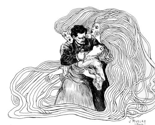 El modernismo enigmático de Julio Ruelas