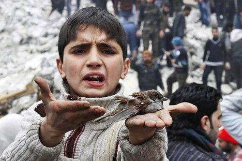 ¿Qué pasa realmente en Alepo y cómo podemos ayudar?