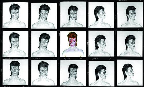 Bowie, ¿Cuántos rostros puede tener un hombre?