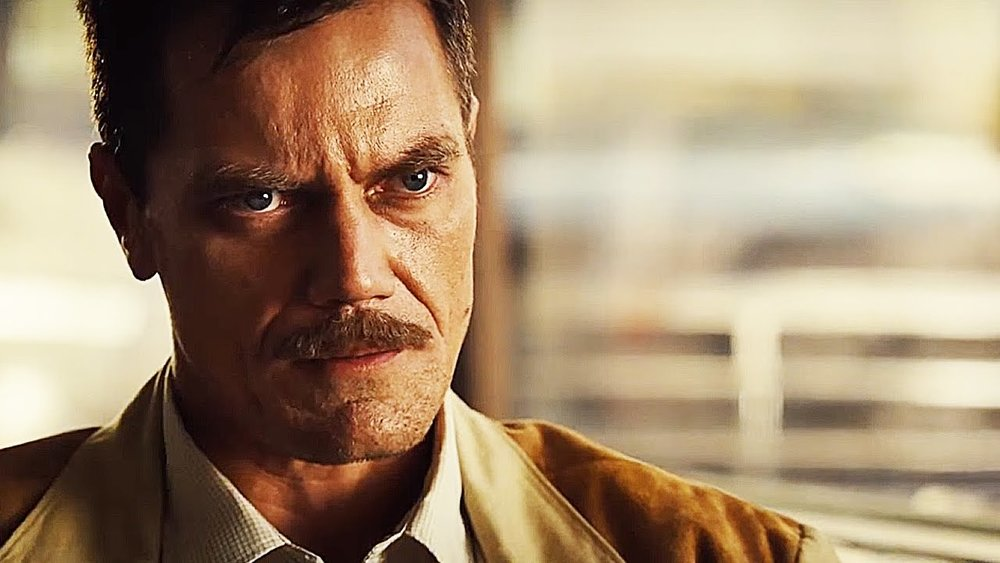 Michael Shannon - Nocturnal Animals