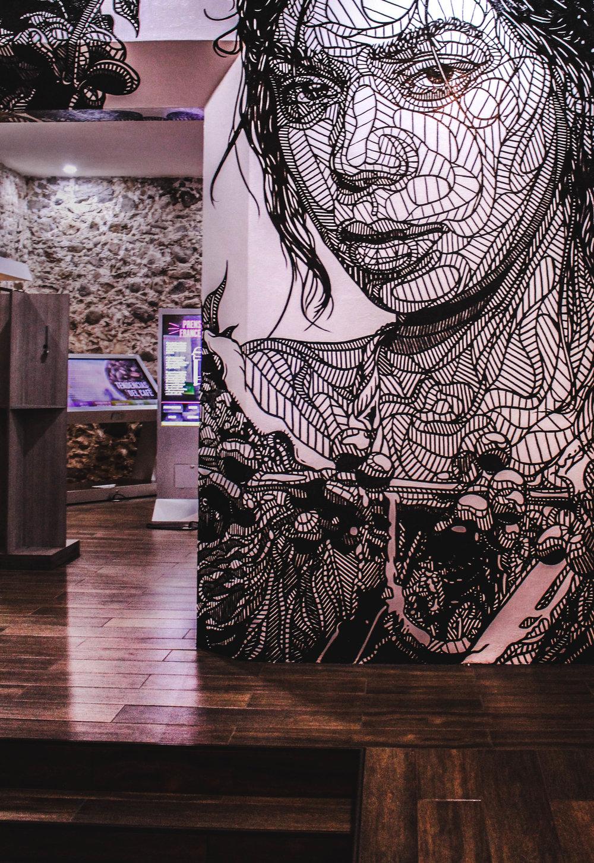 Museo del café en Córdoba Veracruz   |Foto:  @alejandrism | Edición:  @mauchavezgg