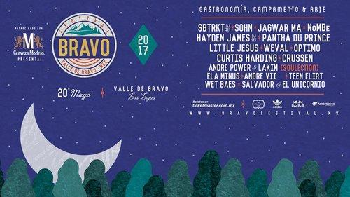 Este 19 y 20 de mayo, no te pierdas el Festival Bravo