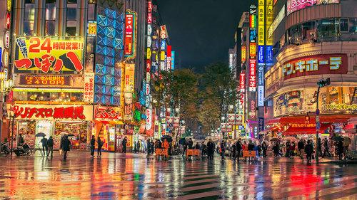 Vive la belleza de Tokio con estos videos de Nowness