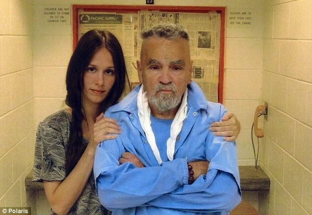 Star y Manson cuando estaban comprometidos