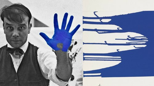 Yves Klein: el genio que inventó un color, llega a México