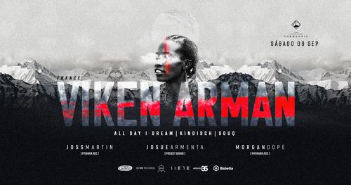 Música para el alma: 'Viken Arman' en CDMX