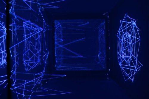 'Multivektor_' un recorrido audiovisual a través de 4 dimensiones