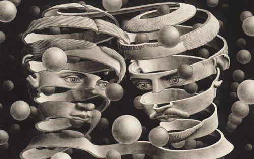 M.C Escher: El ilustrador que intriga tu mente.