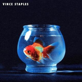 7. Vince Staples -Big Fish Story - El rapero californiano con grandes habilidades, nos entrega un proyecto de hip hop algo misterioso y profundo que se entremezcla con sonidos orgánicos y sintetizadores de tintes metálicos en donde los beats que se distorsionan a momentos, suben de manera exponencial hasta explotar.