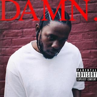 1. Kendrick Lamar -Damn -