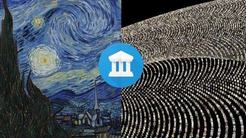 El museo de museos hecho por Google
