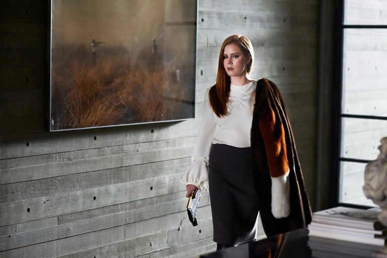 "Amy Adams en ""Nocturnal Animals"", dirigida por Tom Ford. Merrick Morton/Focus Features"