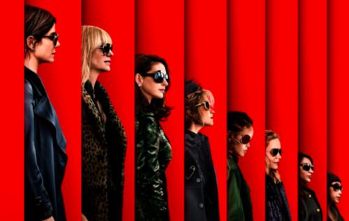 Las mujeres dominarán la taquilla en Hollywood este 2018