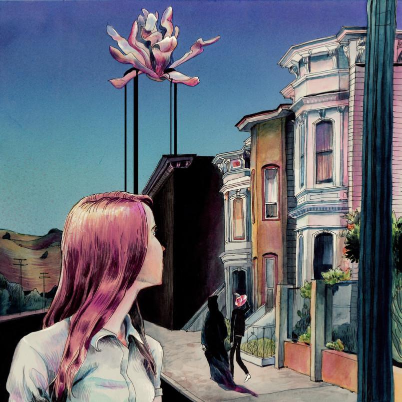 - Petrova se ata a la idea de que nuestra forma de vivir estállena de cosas inexplicables. Su arte, no lo categoriza dentro de ningún estilo, simplemente es la forma en la que ve nuestro mundo