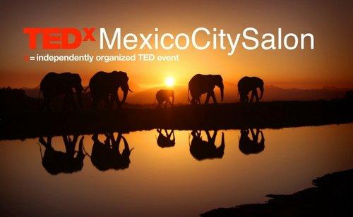TEDxMexicoCity ANIMAL, ¿Vienes?