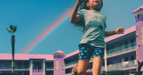 ¿Ya vieron The Florida Project?