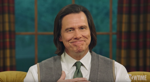 Jim Carrey y Michel Gondry juntos otra vez con Kidding