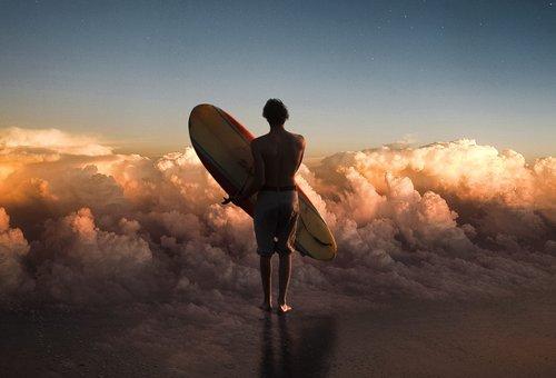 La increíble manipulación de las fotos de Justin Peters