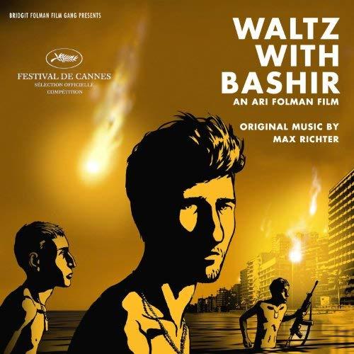 Waltz with Bashir (2008) - Documental animado sobre la matanza de refugiados palestinos en Sabra y Chatila (Líbano) en 1982. En un bar, un viejo amigo le cuenta a Folman de una pesadilla en la que es perseguido siempre por 26 perros. Los dos hombres llegan a la conclusión de que la pesadilla tiene que ver con una misión que realizaron para el ejército israelí durante la primera guerra en Líbano a principios de los ochenta. Folman se asombra de no recordar nada de este suceso, por lo que decide hablar con antiguos compañeros dispersados por el mundo entero para saber su verdad. Una gran película con un gran soundtrack y animación.